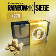 R6 Credits Gold Pack