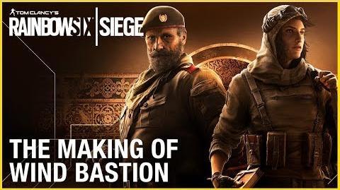 Rainbow Six Siege The Making of Wind Bastion's New Operators and Map News Ubisoft NA