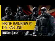 Tom Clancy's Rainbow Six Siege Official – Inside Rainbow -1 – British Counter Terrorist Unit -NA-