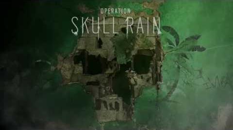 Tom Clancy's Rainbow Six Осада - Operation Skull Rain Трейлер RU