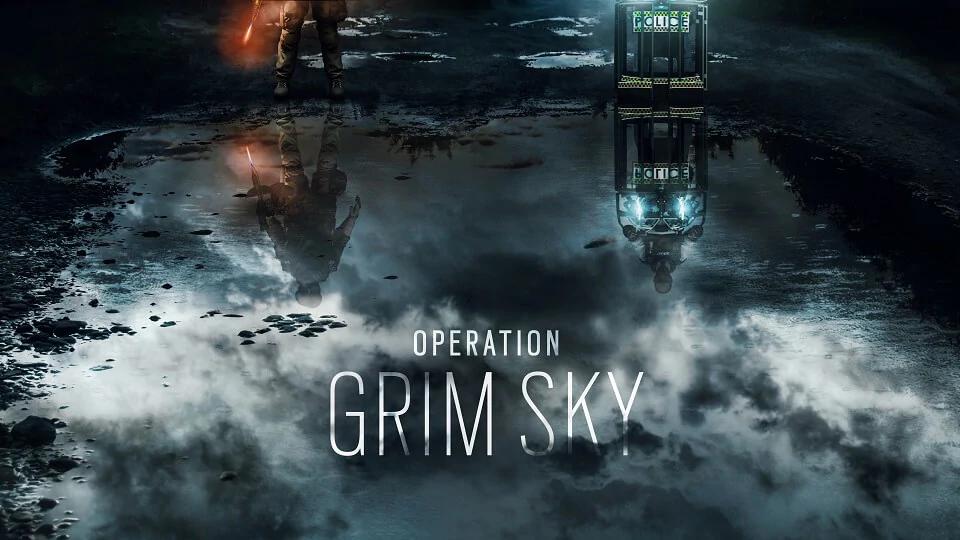Tom Clancy's Rainbow Six Siege: Operation Grim Sky