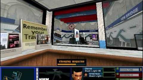Tom Clancy's Rainbow Six Rogue Spear - Urban Operations Mission 02 - Operation - Virgin Moon