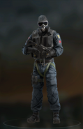 Mute - MP5K (Blood Orchid)