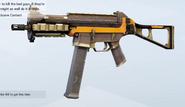 The Big Gun UMP45 Skin