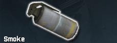 Smoke Grenade/Lockdown