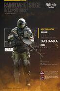 Tachanka Arknights 1
