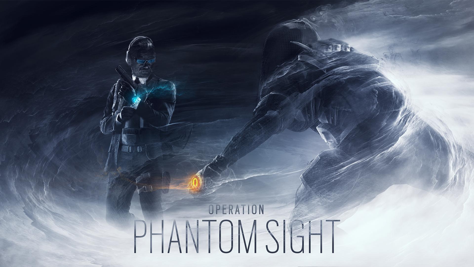 Tom Clancy's Rainbow Six Siege: Operation Phantom Sight