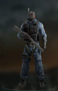 Sledge - M590A1 (Blood Orchid)