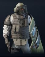 R6 Blitz Flash Shield