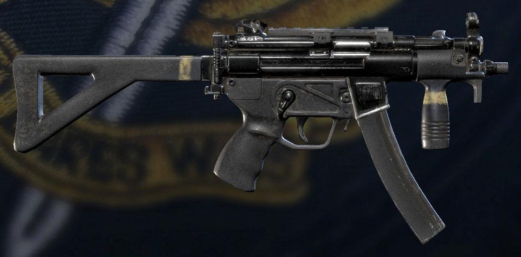 MP5K/Siege