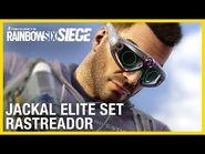 Rainbow Six Siege- Jackal Elite Set - New on the Six - Ubisoft -NA-