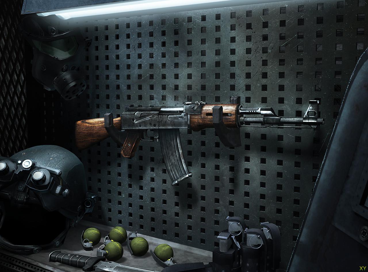 AK-47/Vegas