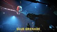 Glue Grenade Extraction 1