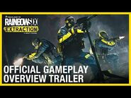 Rainbow Six Extraction- Official Gameplay Overview Trailer - Ubisoft -NA-
