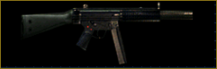 MP5SD/Rogue Spear