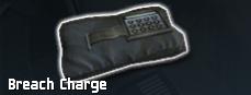 Breach Charge/Lockdown