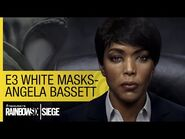 Tom Clancy's Rainbow Six Siege Official – E3 2015 White Masks Reveal – Angela Bassett -NA-