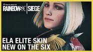 Rainbow Six Siege Ela Elite Set - New on the Six Ubisoft NA