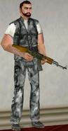 Terrorist AK47