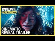 Rainbow Six Extraction- Cinematic Reveal Trailer - -UbiForward - Ubisoft -NA-