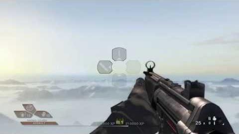 Tom Clancy's Rainbow Six- Vegas 2 MP5N-0