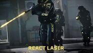 REACT Laser 1