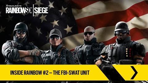 Tom Clancy's Rainbow Six Осада - знакомьтесь с оперативниками США! RU