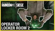 Rainbow Six Siege Operator Locker Room 2 Compilation Ubisoft NA