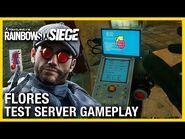Rainbow Six Siege- Crimson Heist Test Server Gameplay - Ubisoft -NA-