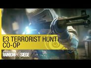 Tom Clancy's Rainbow Six Siege Official – E3 2015 Terrorist Hunt Co-Op Trailer -NA-