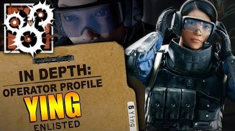 Rainbow Six Siege - In Depth- HOW TO USE YING - OPERATOR PROFILE
