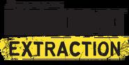 R6 Extraction Logo Yellow Ribbon Black