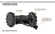 Siege Drone Concept