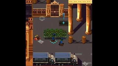 Tom Clancy's Rainbow Six Vegas mobile Mission 8