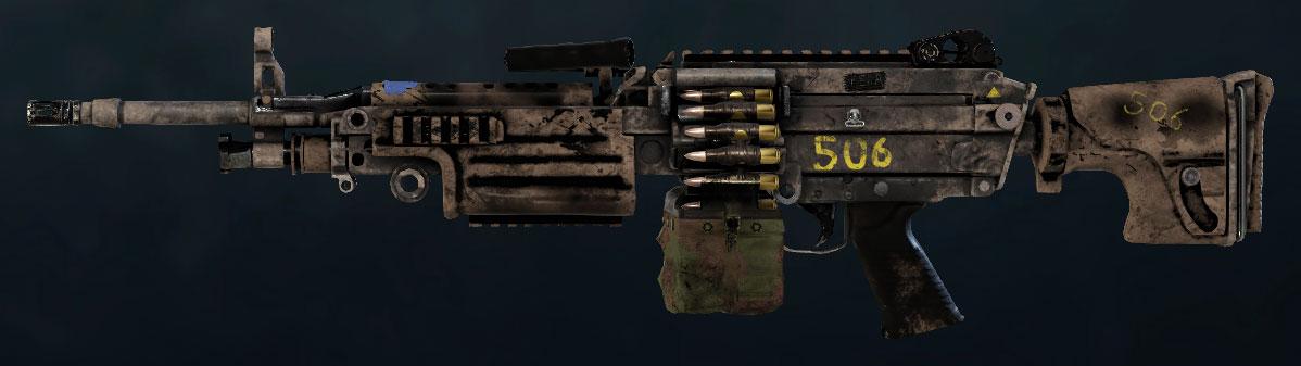 M249/Siege