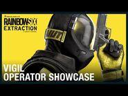 Rainbow Six Extraction- Vigil - Operator Showcase - Ubisoft -NA-