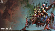 Rainbow Six Siege - Breacher Splash by Arman Akopian