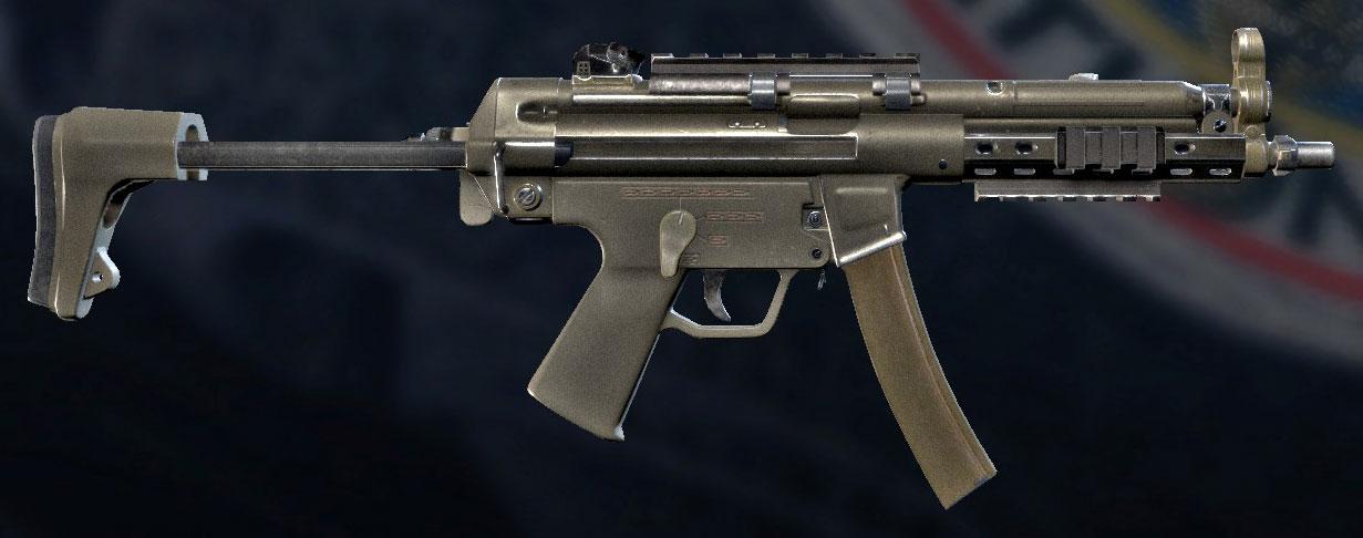 MP5/Siege