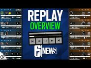 Match Replay Overview - 6News - Rainbow Six Siege
