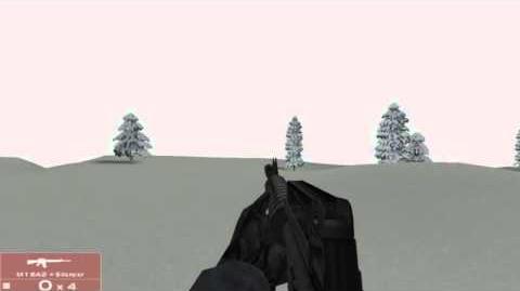 Tom Clancy's Rainbow Six 3- Raven Shield M16A2
