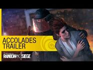Tom Clancy's Rainbow Six Siege Official - Accolades Trailer -NA-