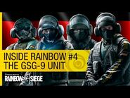 Tom Clancy's Rainbow Six Siege Official – Inside Rainbow -4 – The GSG-9 Unit
