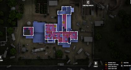 Oregon 2nd floor secure area