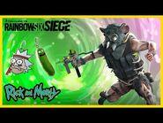 Rainbow Six Siege- Rick and Morty Bundles Trailer - Ubisoft -NA-