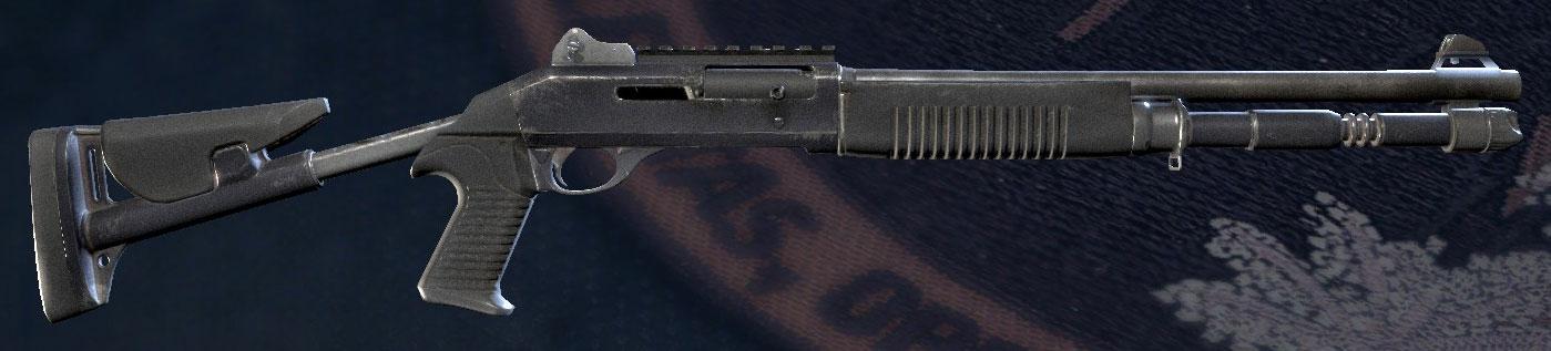 M1014/Siege