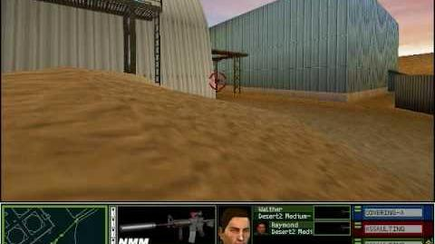 Tom Clancy's Rainbow Six Rogue Spear Mission 03 - Operation - Sand Hammer