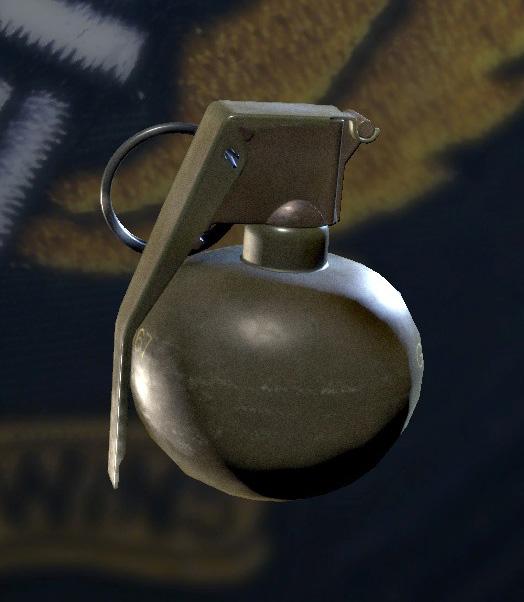 Frag Grenade/Siege