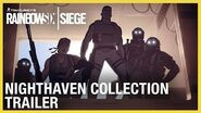 Rainbow Six Siege Operation Shifting Tides - Nighthaven Trailer Ubisoft NA