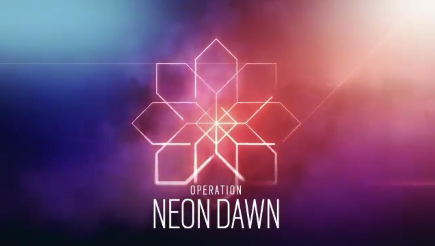 Tom Clancy's Rainbow Six Siege: Operation Neon Dawn
