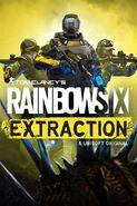 Rainbow Six Extraction Cover